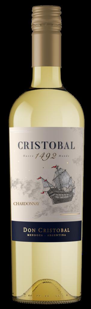 Bodega Don Cristobal Cristobal 1492 Chardonnay Bottle Preview