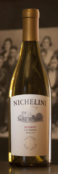 Nichelini Family Winery Reserve Caterina Bottle Preview