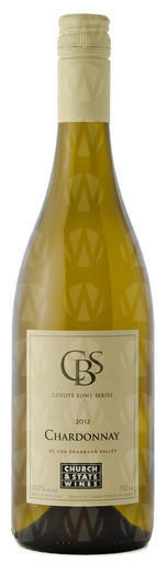 Church & State Wines Coyote Bowl Chardonnay