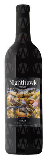 Nighthawk Vineyards Merlot
