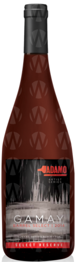 Adamo Estate Winery Gamay Barrel Select – Select Reserve