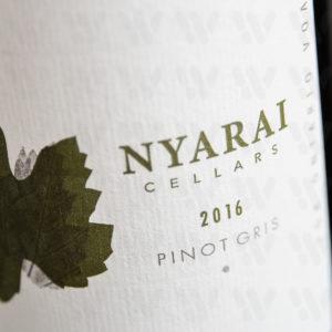 Nyarai Cellars Pinot Gris