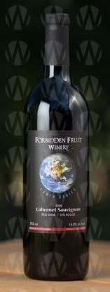 Forbidden Fruit Winery Cabernet Sauvignon