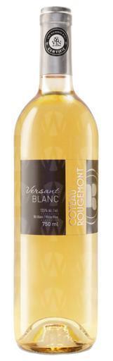 Vignoble Coteau Rougemont Versant Blanc