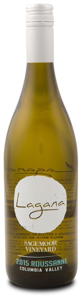 Lagana Cellars Sagemoor Vineyard Roussanne Bottle Preview