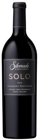Silverado Vineyards SOLO Cabernet Sauvignon Bottle Preview