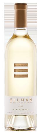 Ellman Family Vineyards Caryn Renae Napa Valley Sauvignon Blanc Bottle Preview