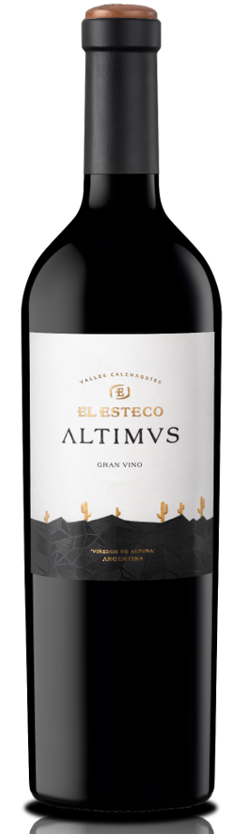 El Esteco Altimus Bottle Preview
