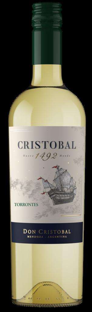 Bodega Don Cristobal Cristobal 1492 Torrontés Bottle Preview
