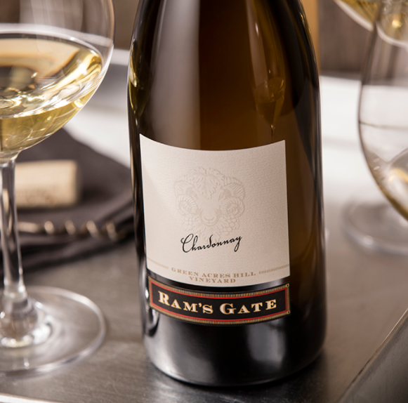 Ram's Gate Winery Chardonnay, Green Acres Hill Bottle Preview