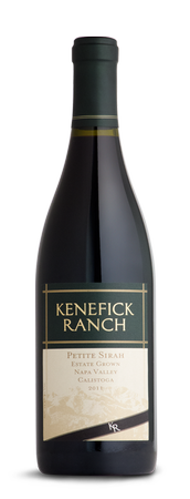 Kenefick Ranch Winery Syrah Bottle Preview