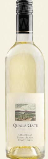 Quails' Gate Winery Chasselas - Pinot Blanc - Pinot Gris