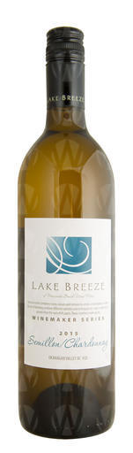 Lake Breeze Vineyards Semillon/Chardonnay