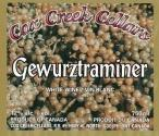Cox Creek Cellars Inc. Gewurztraminer