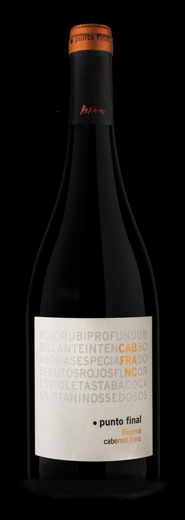 Bodega Renacer Punto Final Reserva Cabernet Franc Bottle Preview