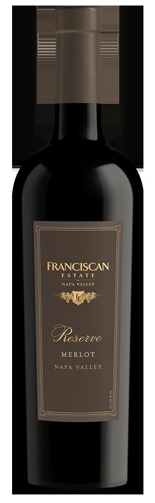 Franciscan Estate FRANCISCAN ESTATE RESERVE MERLOT Bottle Preview
