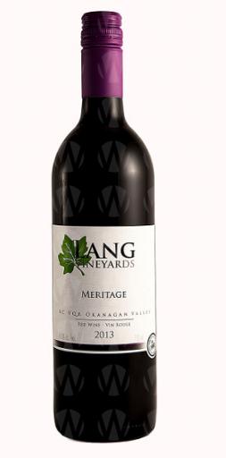 Lang Vineyards Meritage