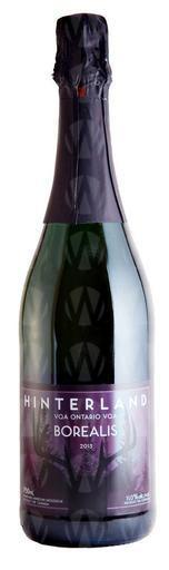 Hinterland Wine Company Borealis Method Charmat Rosé