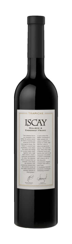 Trapiche Iscay Malbec Cabernet Franc Bottle Preview