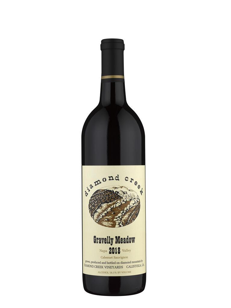 Diamond Creek Vineyards Gravelly Meadow Bottle Preview