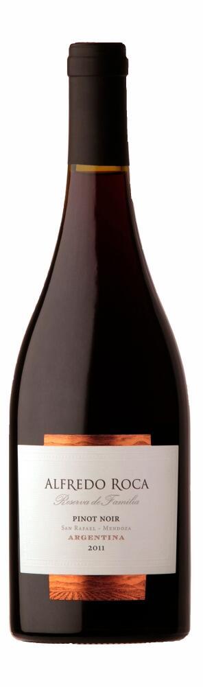 Alfredo Roca Wines Alfredo Roca Reserva de Familia Pinot Noir Bottle Preview