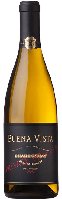 Buena Vista Winery Private Reserve Chardonnay Bottle Preview