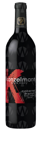 Konzelmann Estate Winery Cabernet Merlot Family Reserve