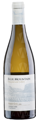 Blue Mountain Vineyard and Cellars Ltd. Pinot Gris