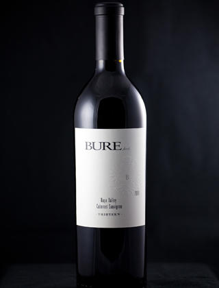 BURE Family Wines Thirteen Bottle Preview