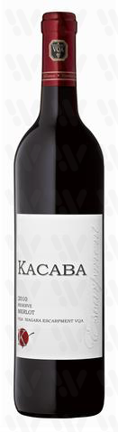Kacaba Vineyards and Winery Reserve Merlot