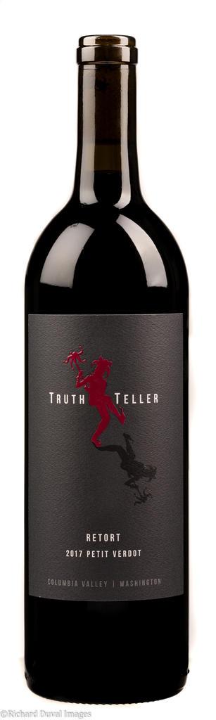 TruthTeller Winery Retort Bottle Preview