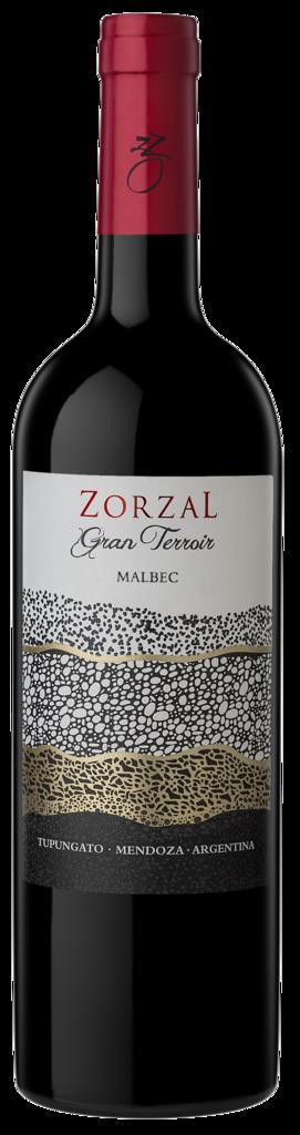 Zorzal Wines Gran Terroir Malbec Bottle Preview