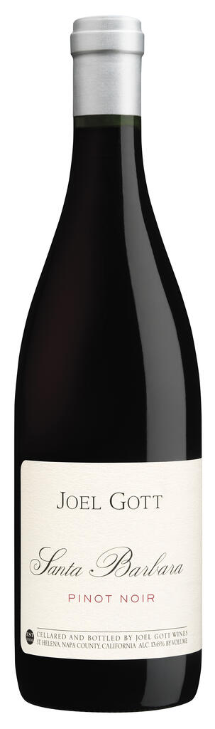 Joel Gott Wines Joel Gott Santa Barbara Pinot Noir Bottle Preview