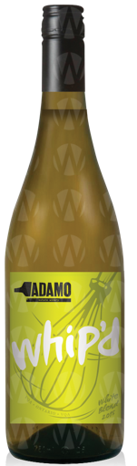 Adamo Estate Winery Whip'd White Blend