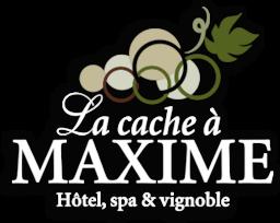 Vignoble la Cache à Maxime Logo