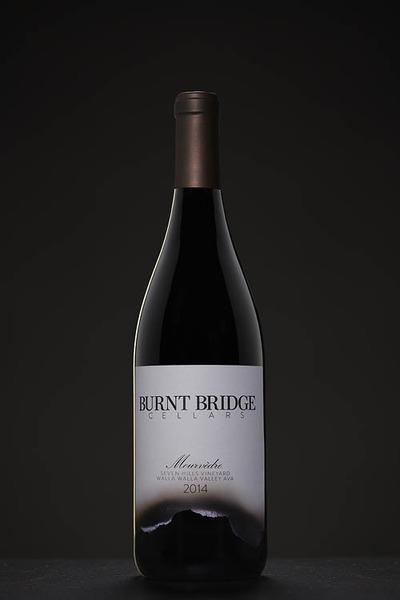 Burnt Bridge Cellars Mourvèdre Bottle Preview