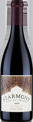 Starmont Winery & Vineyards Pinot Noir, Lee Vineyard Bottle Preview
