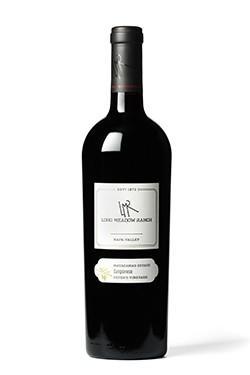 Sangiovese Peter's Vineyard Bottle