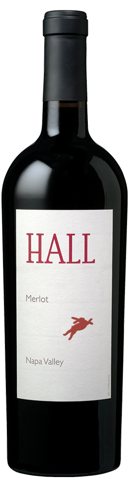 HALL Napa Valley NAPA VALLEY MERLOT Bottle Preview