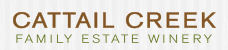 Cattail Creek Estate Winery Logo