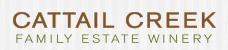Cattail Creek Estate Winery Logo