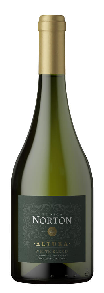 Bodega Norton Altura White Blend Bottle Preview