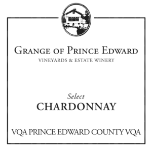 The Grange of Prince Edward Vineyards and Estate Winery Select Chardonnay