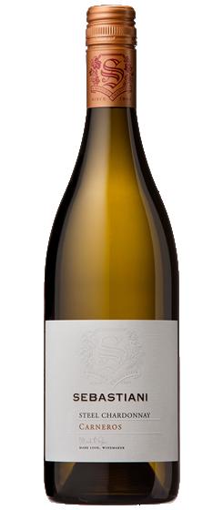 Sebastiani Vineyards & Winery Steel Chardonnay, Carneros Bottle Preview
