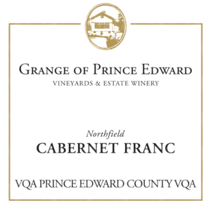 The Grange of Prince Edward Vineyards and Estate Winery Northfield Cabernet Franc