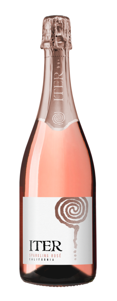 Iter Cellars Iter California Sparkling Rosé Bottle Preview