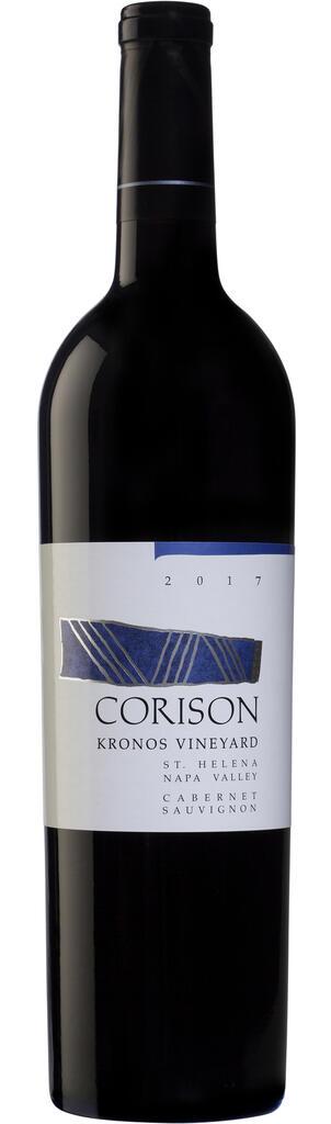 Corison Winery Kronos Vineyard Cabernet Sauvignon Bottle Preview