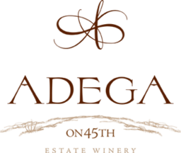 Adega on 45th Estate Winery Logo