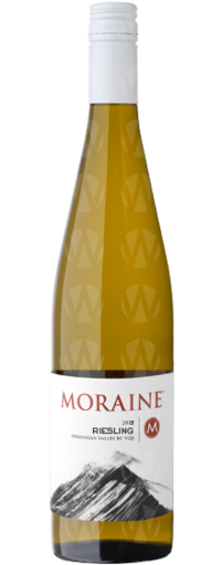 Moraine Estate Winery Riesling