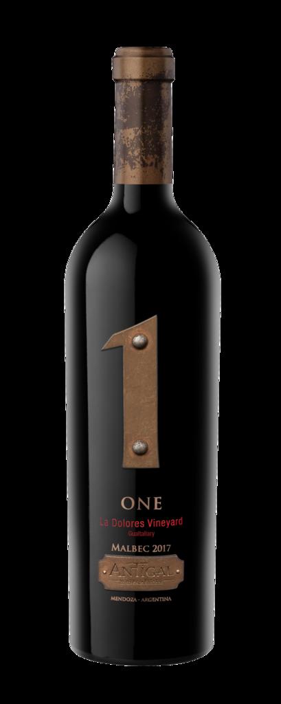 ONE La Dolores Single Vineyard Bottle